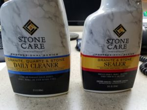 granite cleaner